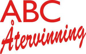 ABC Återvinning logo original vektor copy