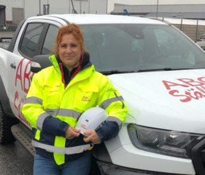 Projektledare byggställning - Jeanette Hedman