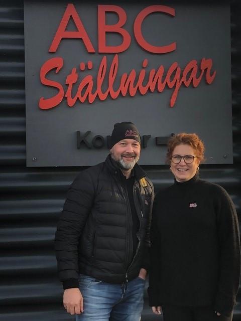 Ny enhetschef ABC Ställningar Stockholm