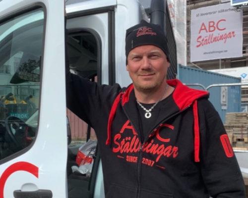 ABC Ställningar Örebro egen enhet