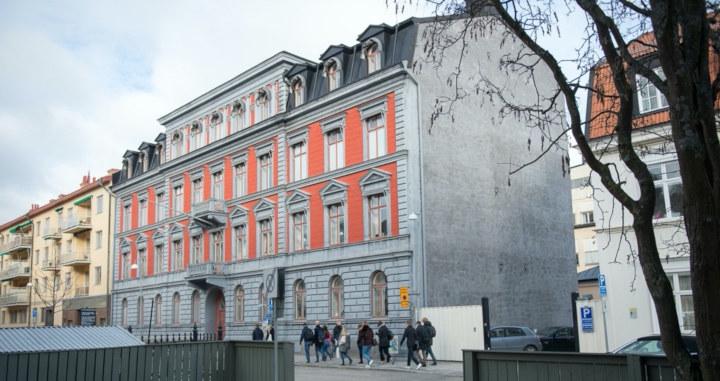 Fint kulturhus i Uppsala
