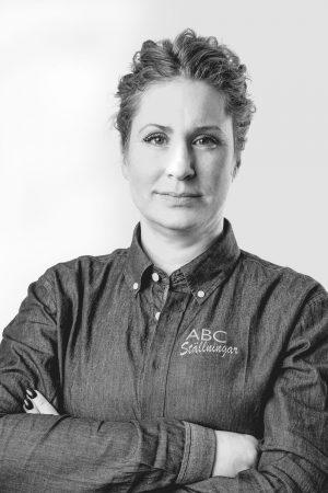 Jeanette Hedman - Stockholm